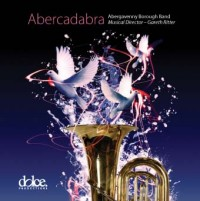 Abercadabra CD Cover