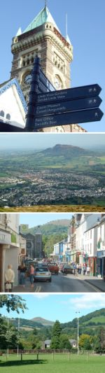 Photos of Abergavenny
